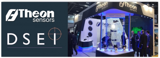 THEON SENSORS PARTICIPATED AT DSEI 2017