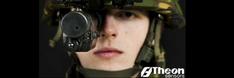 HANDOVER OF THEON NV GOGGLES TO DUTCH MOD