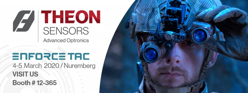 THEON SENSORS AT ENFORCE TAC 2020
